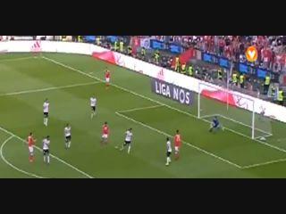 Benfica 4-0 Penafiel - Golo de Pizzi (60min)