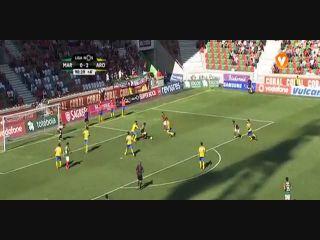 Marítimo 1-2 Arouca - Golo de Dyego Sousa (90+1min)
