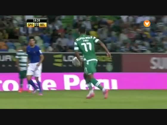 04J :: Sporting - 1 x Belenenses - 1 de 2014/2015