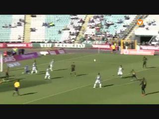 Vitória Setúbal 0-1 Tondela - Golo de Pica (86min)