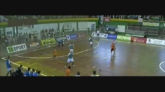 Futsal :: 03J :: Fabril do Barreiro - 0 x Sporting - 7 de 2012/2013