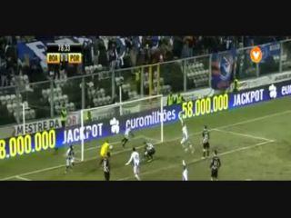 Boavista 0-2 Porto - Golo de J. Martínez (79min)