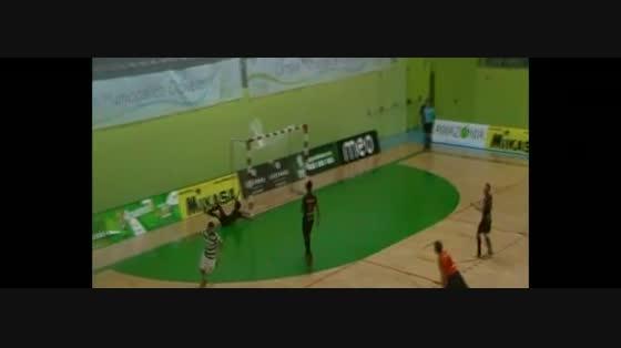 Futsal :: 16J :: Sporting - 8 x Fabril - 2 de 2012/2013