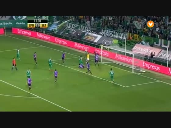 11J :: Sporting - 3 x V. Setúbal - 0 de 2014/2015