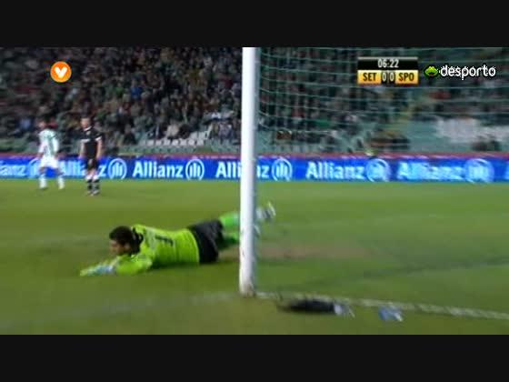 21J :: V. Setúbal - 1 x Sporting - 0 de 2011/2012