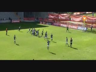 Nacional 2-2 Belenenses - Golo de Rui Correia (90min)