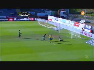 Resumo: Arouca 3-0 Nacional (1 Maio 2016)