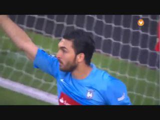 Marítimo 2-6 Benfica - Golo de K. Mitroglou (18min)