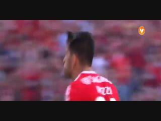 Benfica 4-1 Nacional - Golo de Pizzi (84min)