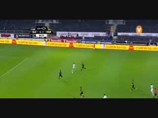 Vitória Guimarães 4-1 Moreirense - Golo de Henrique Dourado (85min)