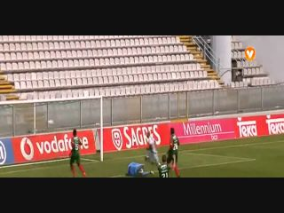 Moreirense 2-1 Marítimo - Golo de Rafael Martins (56min)