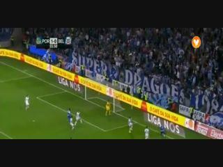 Porto 4-0 Belenenses - Goal by Y. Brahimi (56')