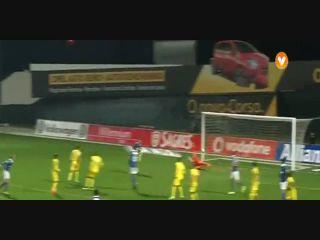 Paços de Ferreira 2-2 Belenenses - Golo de André Sousa (77min)