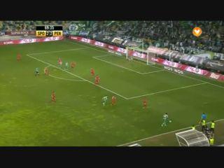 Sporting CP 3-2 Penafiel - Golo de Nani (70min)