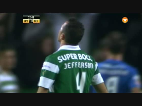 13J :: Sporting - 3 x Belenenses - 0 de 2013/2014