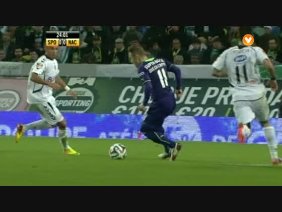 14J :: Sporting - 0 x Nacional - 0 de 2013/2014