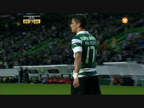 19J :: Sporting - 1 x Olhanense - 0 de 2013/2014