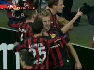 Eintracht  Frankfurt FC Porto goals and highlights