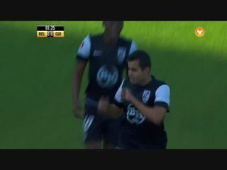 Belenenses 3-1 Vitória Guimarães - Golo de Crivellaro (2min)