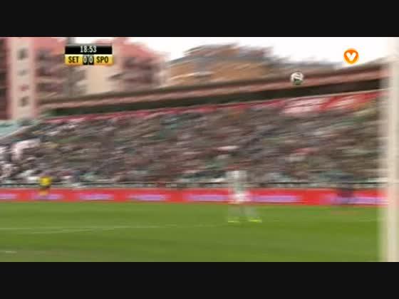 22J :: V. Setúbal - 2 x Sporting - 2 de 2013/2014