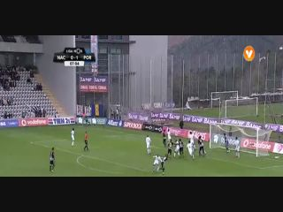 Nacional 1-2 Porto - Gól de Willyan (8min)