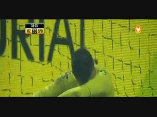 Vizela 2-3 Sporting CP - Golo de Carlos Mané (59min)