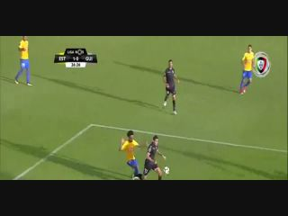 Summary: Estoril 3-0 Guimarães (14 August 2017)