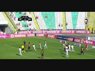 Vitória Setúbal 1-1 Chaves - Golo de Pedro Tiba (79min)