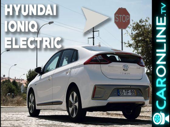 Ensaio HYUNDAI IONIQ ELECTRIC