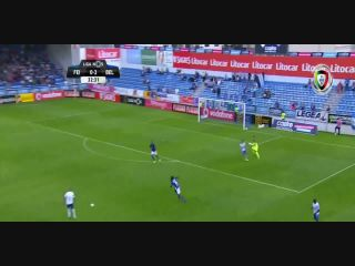 Resumo: Feirense 1-4 Belenenses (24 Setembro 2017)