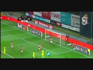 Resumo: Sporting Braga 2-0 Desportivo Aves (30 Janeiro 2018)