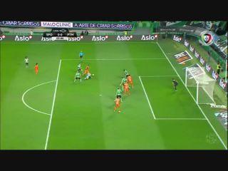 Resumo: Sporting CP 2-0 Portimonense (17 Dezembro 2017)