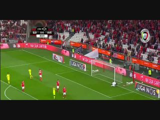 Summary: Benfica 2-0 Aves (10 March 2018)