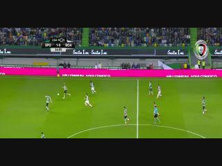 Resumo: Sporting CP 1-0 Boavista (22 Abril 2018)