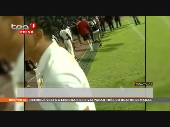 CHAN 2018 - Lito Vidigal acredita que Angola pode fazer uma boa campanha em Marr