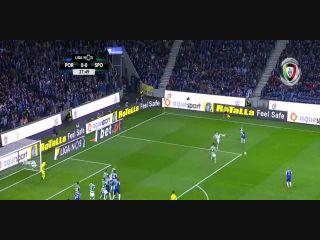Resumo: Porto 2-1 Sporting CP (2 Março 2018)