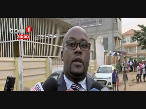 Nigerianos acusados de raptar indiano, Luanda