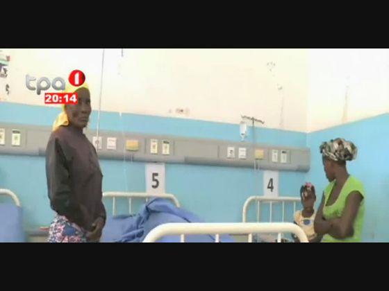 Acidente de viação faz 8 mortos e 14 feridos no Huambo