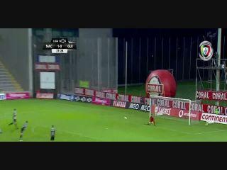 Resumo: Nacional 1-0 Vitória Guimarães ()