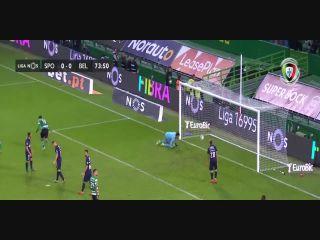 Sporting CP 2-0 Belenenses - Golo de L. Vietto (74min)